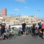 サイクリングクラブの初サイクリングを実施しました