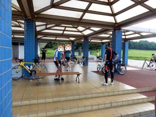 20160807サイクリング 葛西臨海公園