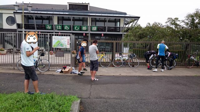 Viaggio Cycling Club試着会