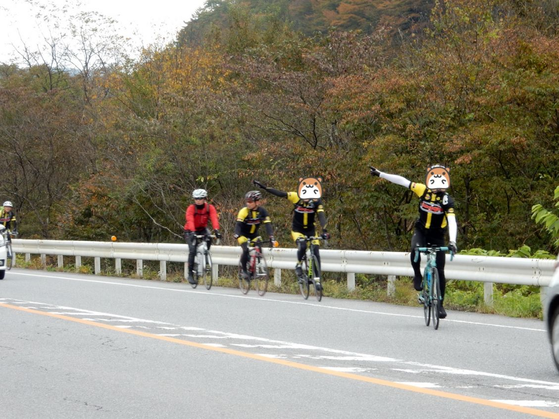 Viaggio Cycling Club in 日光