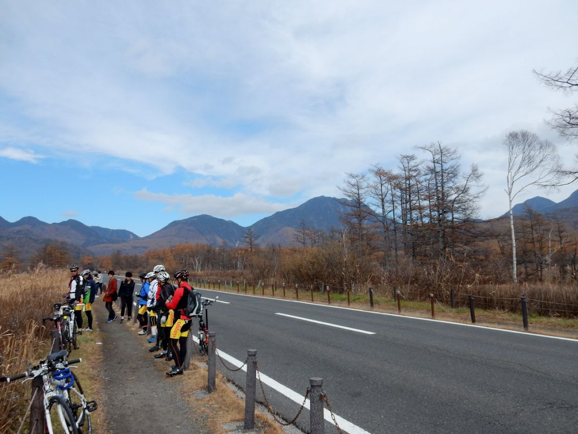 Viaggio Cycling Club in 日光 戦場ヶ原