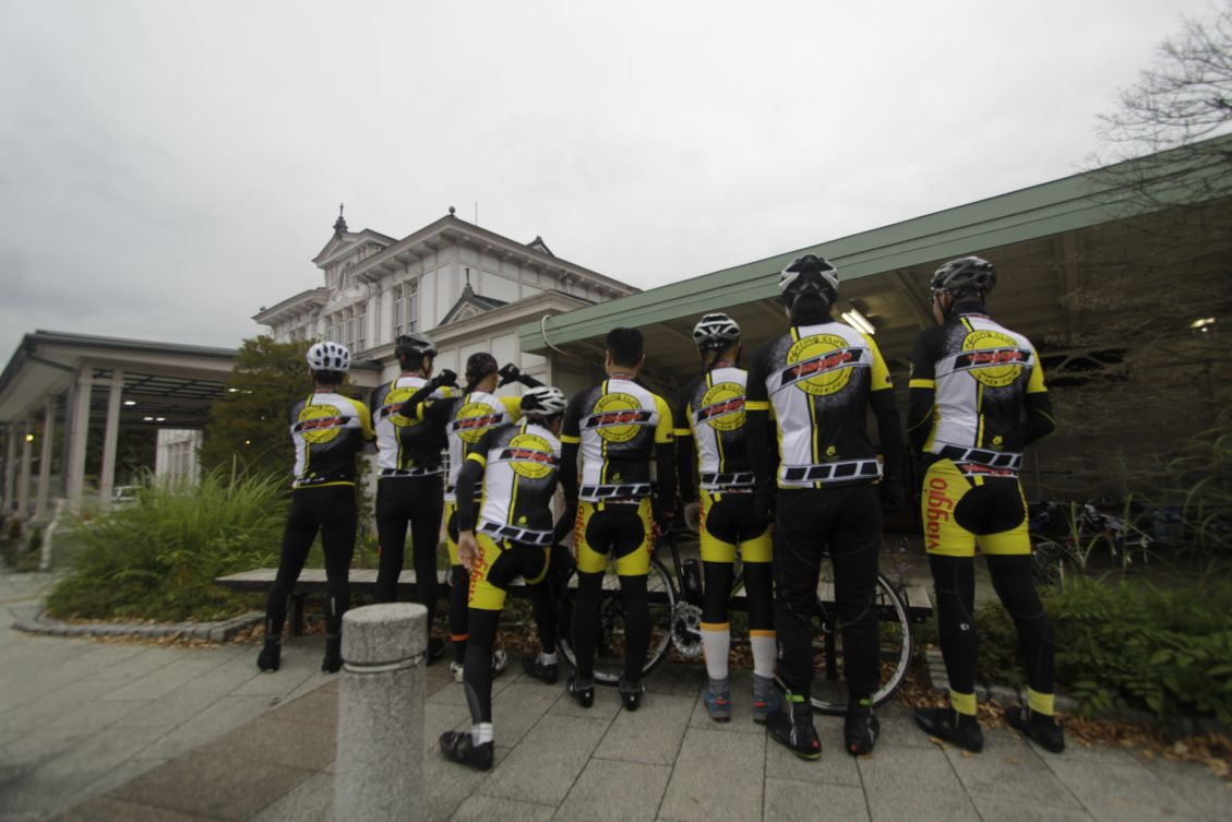 日光駅 viaggio cycling club