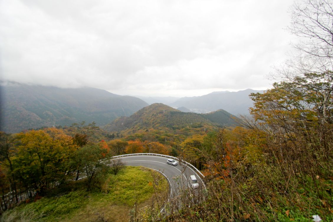 Viaggio Cycling Club in 日光 いろは坂