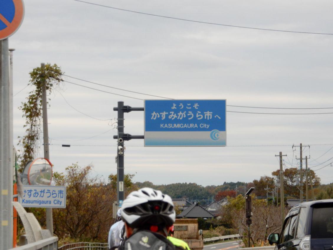 カスイチ 霞ヶ浦一周 ライド